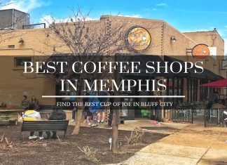 best coffee shops in memphis