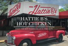 Hattie Bs Nashville Hot Chicken