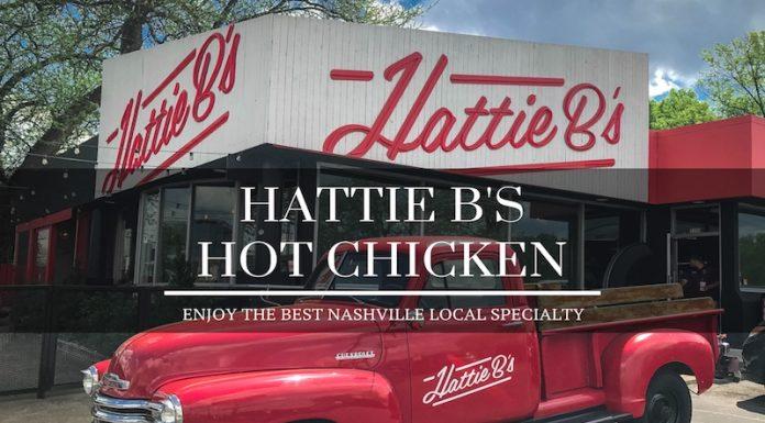 Hattie Bs Nashville Hot Chicken