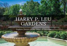 leu gardens orlando