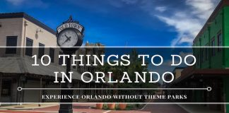 things to do in orlando besides theme parks