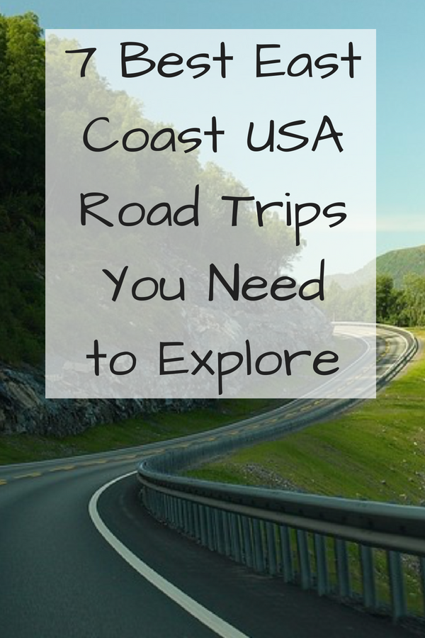 Road trippingis undoubtedly the best way to experience the best the United States has to offer. By collaborating with some of our friends from the travel blogging world, we have put together a post highlighting the best East coast USA road trips. #east #roadtrip #eastcoast