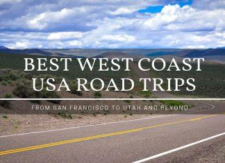 best west coast usa road trips