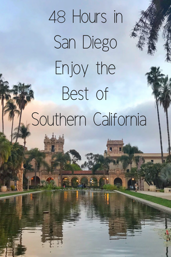 That's right, on the edge of the Mexican/US border is the city of San Diego and let me tell you, it's a city that needs to be on your radar! Let's take a look at how we recommend spending an awesome 48 hours in San Diego. #SanDiego #socal #southerncal #California #48hours
