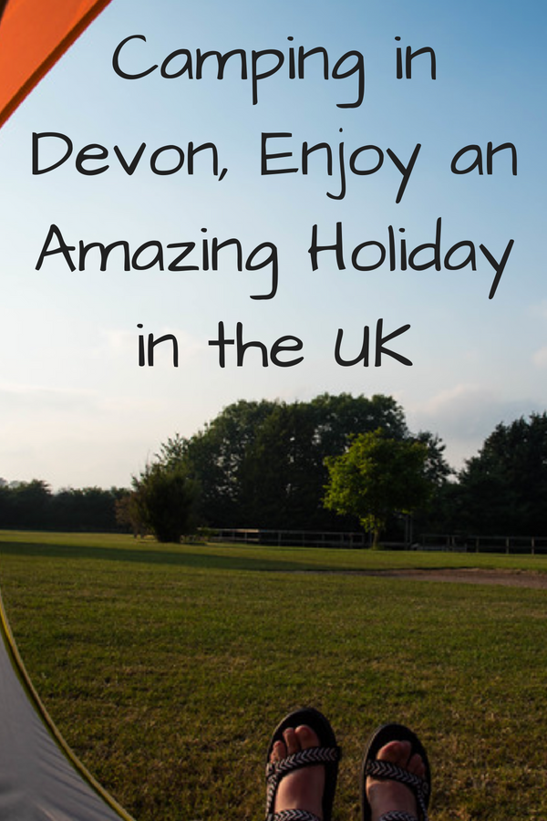 When it comes to popular English holiday destinations, the English Riviera is renowned as being one of the best areas to enjoy the gorgeous summer weather, breathtaking scenery and stereotypical experiences that you would generally associate with mainland Europe and the Meditteranean. #Devon #Enlgand #Camping #EnglishRiviera
