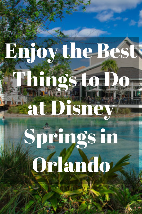 Welcome to Disney Springs!! We are ready to share some of the best things to do at Disney Springs and hopefully inspire you to add this to your itinerary. #disney #disneysprings #orlando