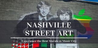 Nashville Murals