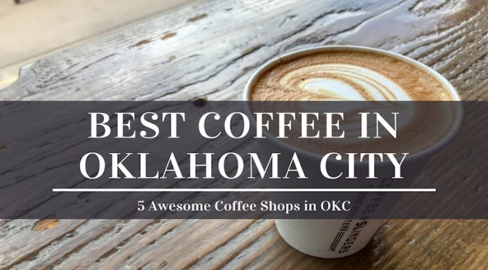 best coffee in oklahoma city