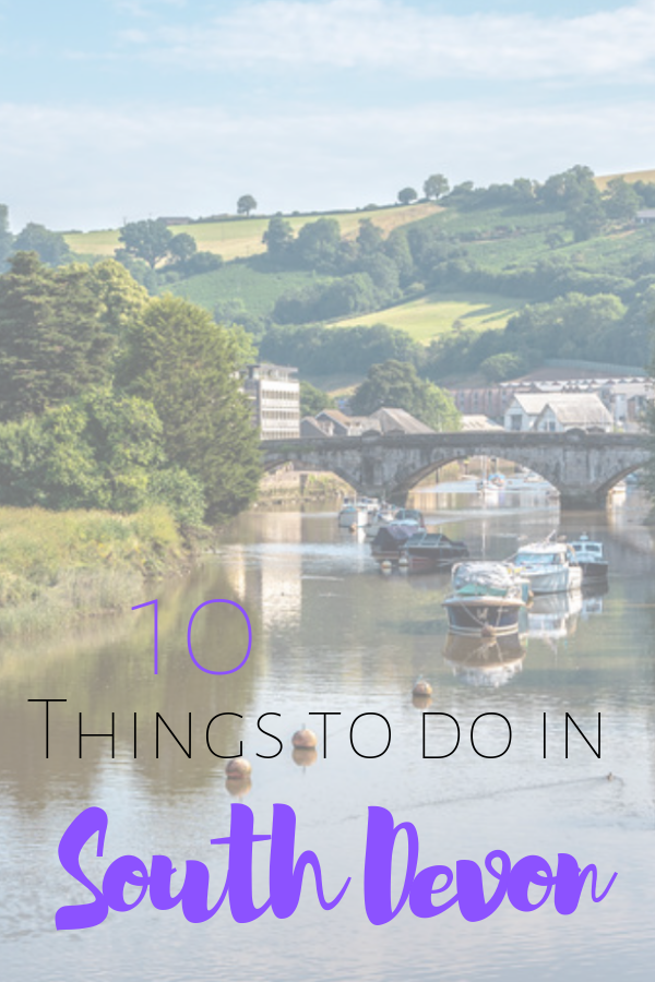 """If have read any of our England post, you will know that we try to focus on some of the """"lesser known"""" destinations that we still think should be on everyone's radar…this post is no different! Welcome to the best things to do in South Devon! #England #UnitedKingdom #SouthDevon"""