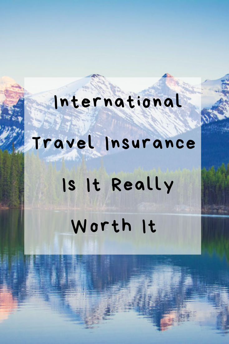 Let's be honest, no one knows what may happen tomorrow or any time in the future. It's all about preparation and taking appropriate measures to ensure you are covered in the eventuality that something happens. #travelinsurance #insurance #safe #protected #allianz
