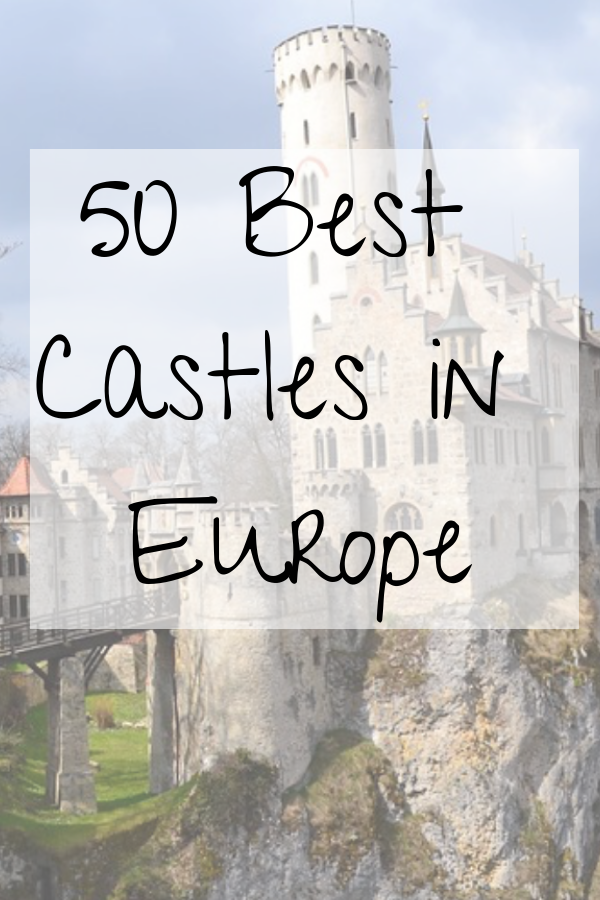 One of the best ways to appreciate and better understand this amazing continent is to explore the diverse blend of castles, each with their own unique story and impact on the nation they reside. When it comes to the best castles in Europe, well it's a tough decision because there are so many amazing ones to choose from. #Europe #Castles