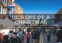 dickens of a christmas franklin