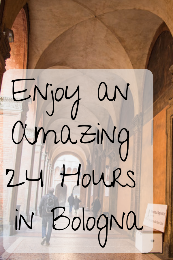 Whether you have 24 or 48 hours, or perhaps you are planning on using this part of Italy as a base to explore other areas, when it comes to the best things to do in Bologna, there are plenty of reasons to justify a return visit. #Bologna #Italy #24HourGuide