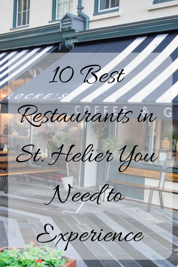 Jersey may not be the first place you think about when picking the best places around the UK for an eclectic food scene but we would argue that the capital of St. Helier should certainly be on your radar. After spending three days on the Channel Islands' largest island, we quickly became accustomed with the best restaurants in St. Helier. #Jersey #StHelier #Restaurants