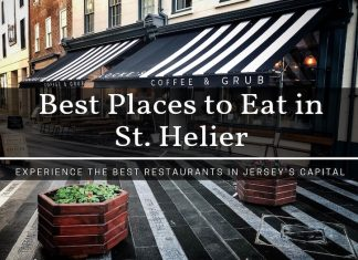 best restaurants in st helier