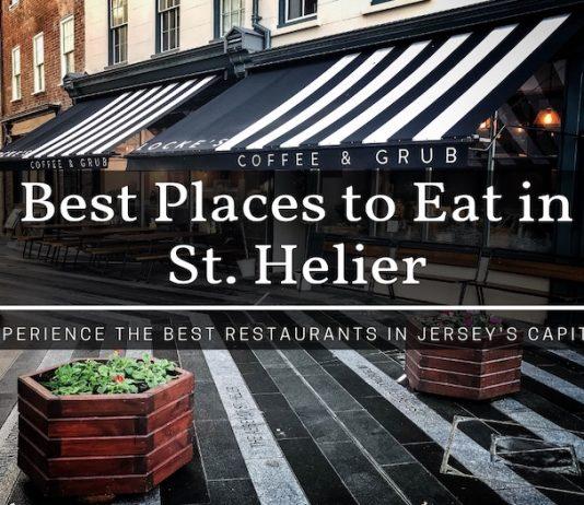 best restaurants in st helier