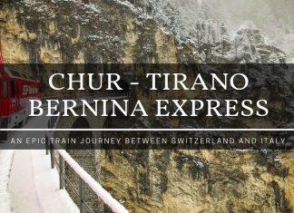Chur to Tirano