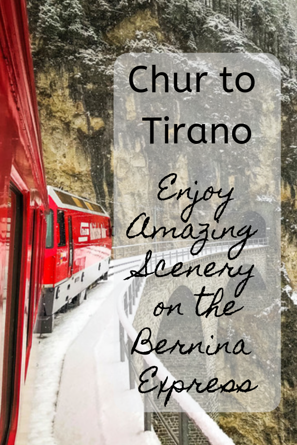 During our recent visit to Switzerland, we believe we have taken the beauty of this nation to the next level when we traveled on the train from Chur to Tirano, a small town in Northern Italy. Welcome to the Bernina Express! #Train #BerninaExpress #Chur #Tirano
