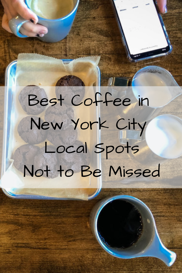 There is something quite relaxing about spending time in a local coffee shop and if you have been following our site over recent years, you will know that we have fallen in love with the coffee shop scene in a number of destinations across the globe. So…on our recent trip to the Big Apple, we figured it was time to start checking out the best coffee in New York City! #CoffeeShops #NYC #NewYorkCity #NewYork #Local