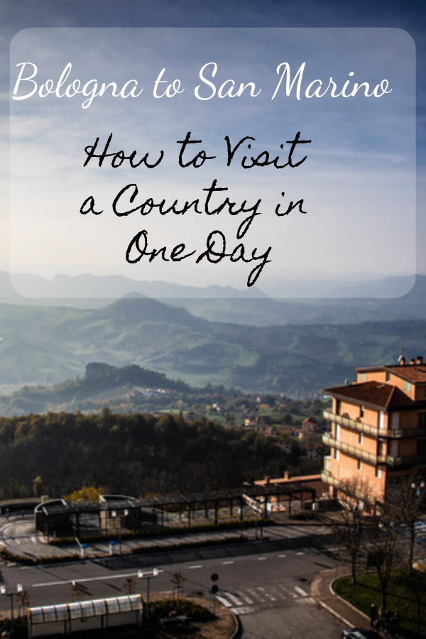 When visiting some of the world's smallest nations, this is when having less than 24 hours is perfectly fine to experience everything the country has to offer. We recently took a day trip from Bologna to San Marino to see what this mountainous microstate had to offer. #Italy #Bologna #SanMarino #RoadTrip