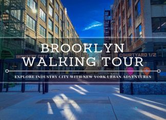 brooklyn walking tour