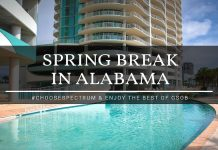 Spring Break in Alabama