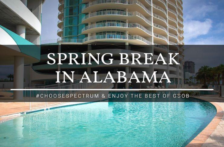 Spring Break in Alabama