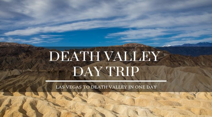 las vegas to death valley