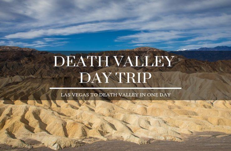 las vegas to death valley