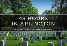 48 hours in Arlington