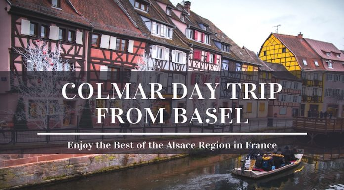 Basel to Colmar