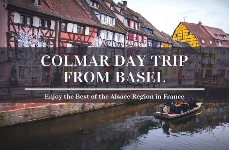 Basel to Colmar
