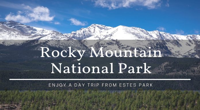 estes park to rocky mountain national park