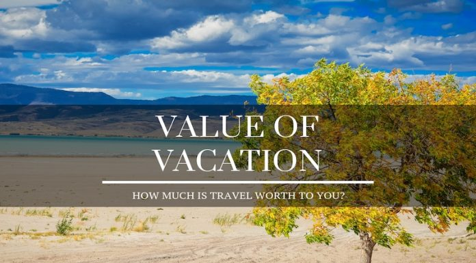 value of vacation
