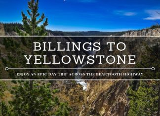billings to yellowstone