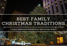 best family christmas traditions