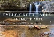 falls creek falls hike
