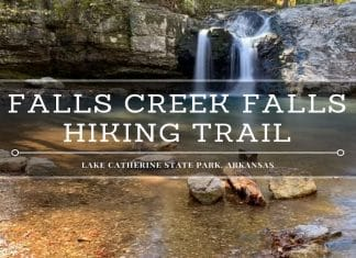 falls creek falls hike