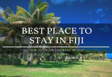 best place to stay in fiji