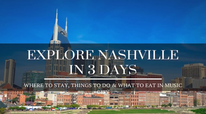 3 day nashville itinerary
