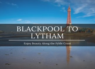 blackpool to lytham