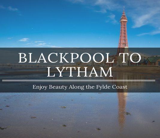 blackpool to lytham