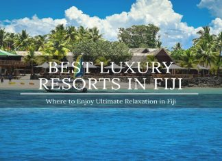 best luxury vacation resorts in fiji