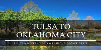 tulsa to oklahoma city