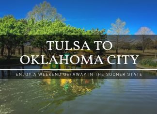 tulsa to oklahoma city