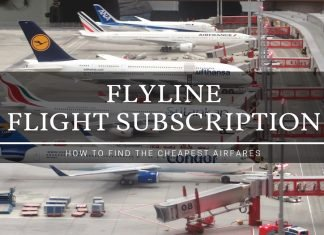 FlyLine Flight Subscription