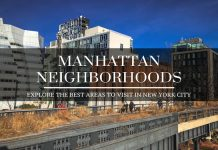 neighborhoods in manhattan