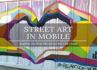 street art in mobile