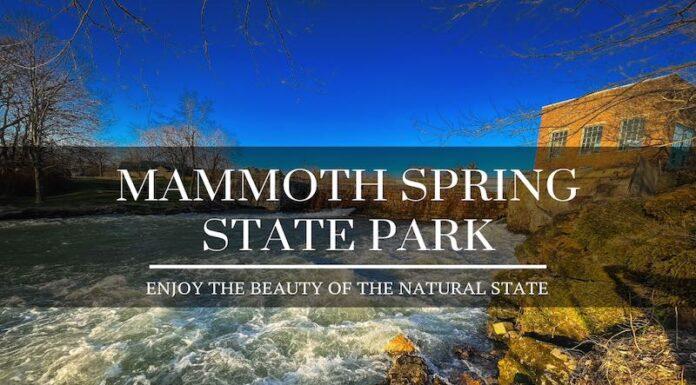 mammoth spring state park