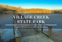 village creek state park arkansas